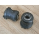 Stabilisator rubbers in draagarm, 1302/1303 tot 08-1974.