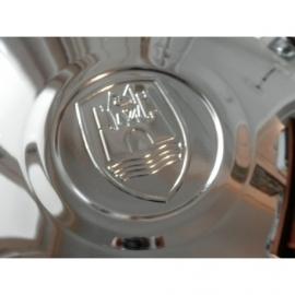 Wieldeksel met Wolfsburg logo