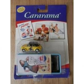 Pepsi Cola Kever , Cararama Limited Tin Box Edition.