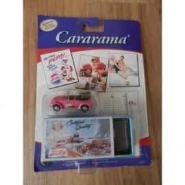 Pepsi Cola Kever in Cararama Limited Tin Box Edition.