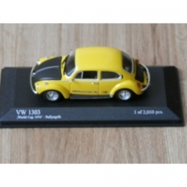 Minichamps World Cup Kever 1303 Geel.