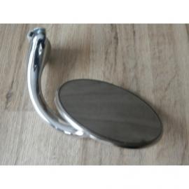 Spiegel met klembevestiging voor op deur