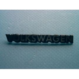 Volkswagen logo VW Golf I cabriolet.