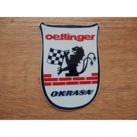 Sticker Oettinger Tuning.