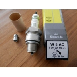 Bougie Bosch W8AC standaard, set 4 stuks.