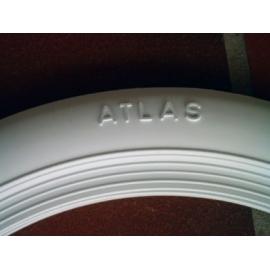 Witwandringen, ATLAS, 15 inch.