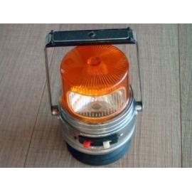 Pechlamp met zuignap.