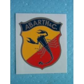 Sticker ABARTH.