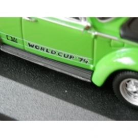 Minichamps World Cup Kever 1303 Groen.