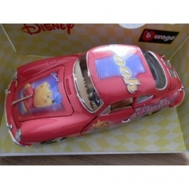 Burago Porsche 356 - Disney Winnie de Pooh 1:18