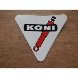 Sticker KONI schokbreker