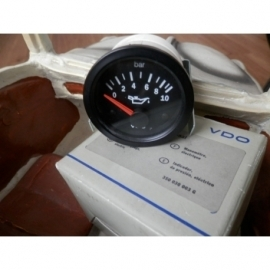Oliedrukmeter 0-10 bar, VDO International.