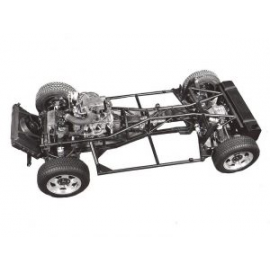 7: BUMPERS, CHASSIS, HAND-VOETBEDIENING